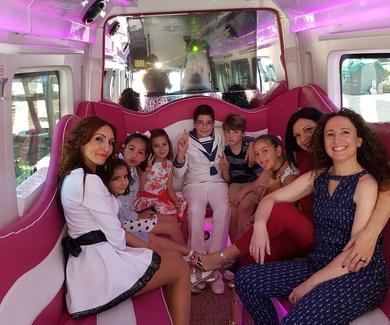 Comuniones Discobus Sevilla