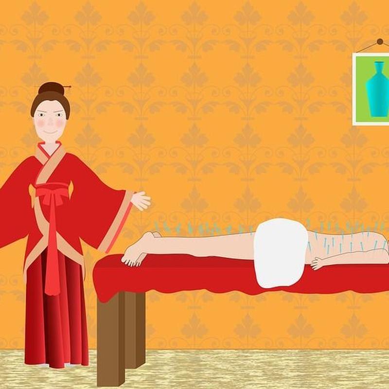 Medicina tradicional china: Terapias de Salud Biológica