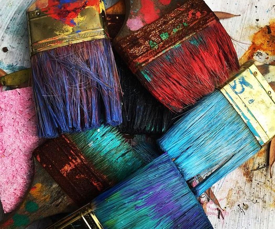 Pinta tu hogar con colores que te den tranquilidad