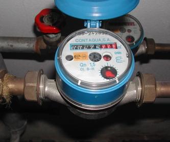 Repartidor de coste de calefacción: Servicios de Instaladora Castilla II, S.L.