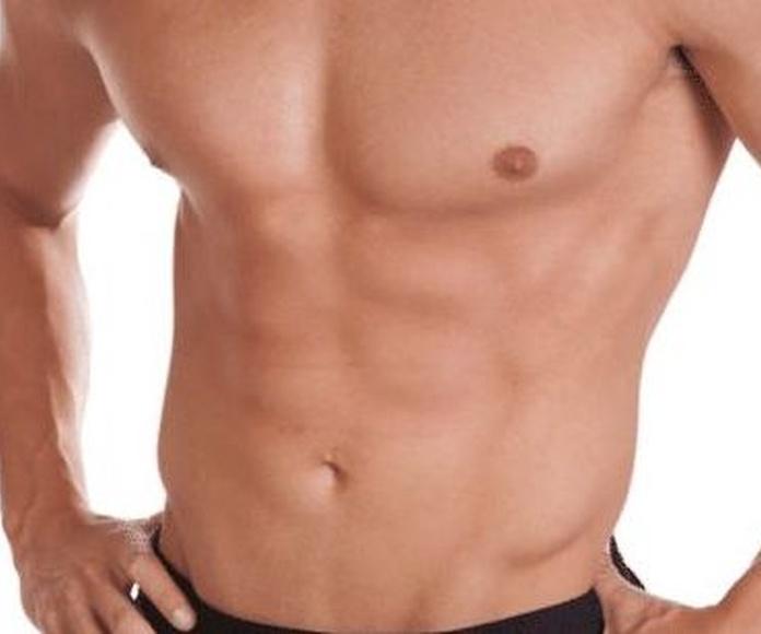 depilacion laser pecho y abdomen, diodo pecho y abdomen, depilacion laser pecho y abdomen en valladolid