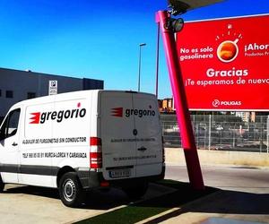 Alquiler Furgonetas en Ronda Sur (Murcia)