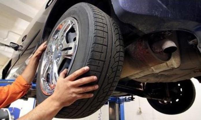 Venta de neumáticos y mecanizados: Servicios de Taller Laymar, S.A.