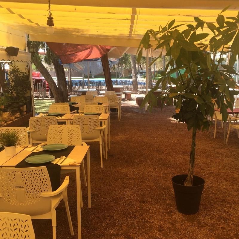 Horario chiringuito: Carta y Menús de Restaurante Bonavista