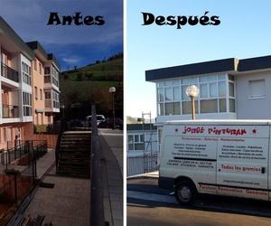 Rehabilitación de fachadas en Guipúzcoa