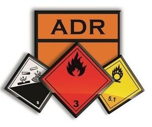 ADR Mercancías peligrosas