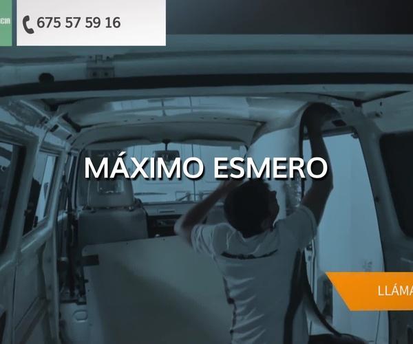 Camperizar tu furgoneta en Valencia | CamperValencia