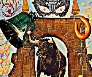 Clinica del pie Cristina Pons desea Feliz Carnaval del Toro a todos nuestros vecinos