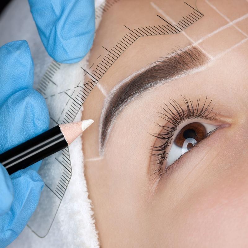 Diseño de cejas: Servicios de Beauty Channel