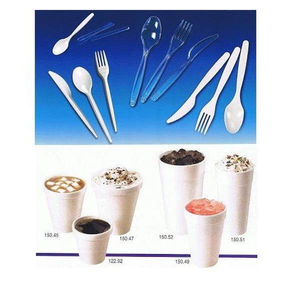 Menaje de un solo uso: Productos de Suministros Conde