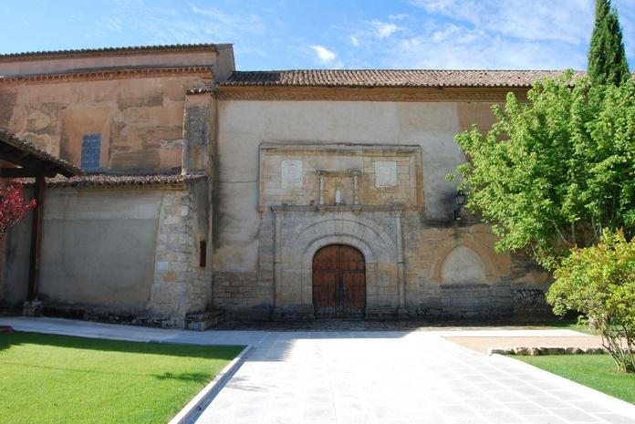 Restauración Portada Iglesia Sancti Spitirus en Toro ( Estado previo )