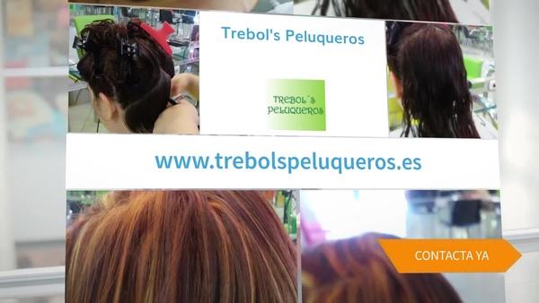 Peluquería de señoras en el Paseo de Extremadura, Madrid - Trebol's Peluqueros