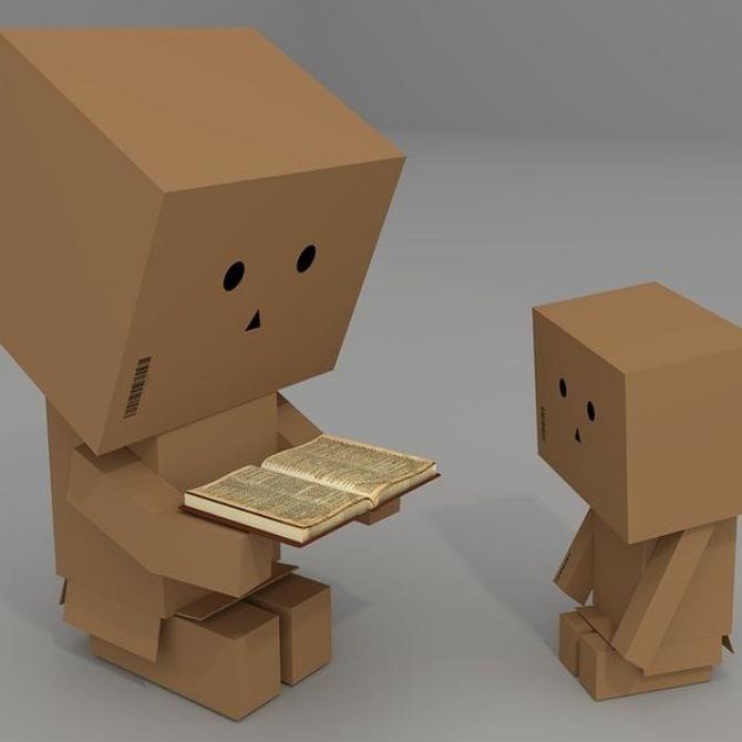 El descubrimiento del cartón