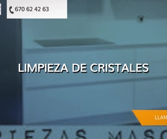 Empresa de limpieza en Zaragoza