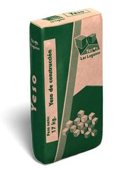 Yeso normal Laguna: Catálogo de Materiales de Construcción J. B.