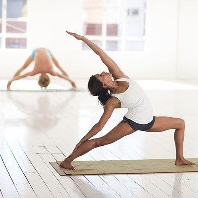 Yoga y pilates, disciplinas ideales para combatir el estrés