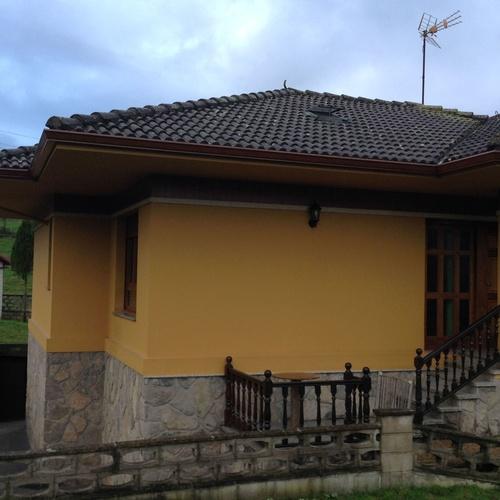 Reparación de canalones Asturias