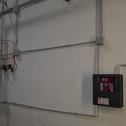 Sistemas contra incendios en Valencia