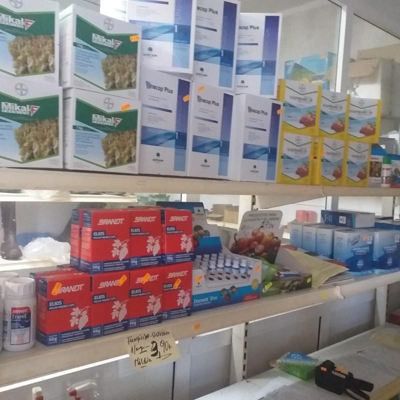Venta de productos fitosanitarios: Servicios de Supermercado Vilarchao