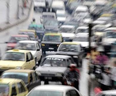 Contaminación acústica producida por el ruido del tráfico en las ciudades
