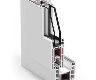 A84 Abisagrada: Servicios de Aluminios Fergal