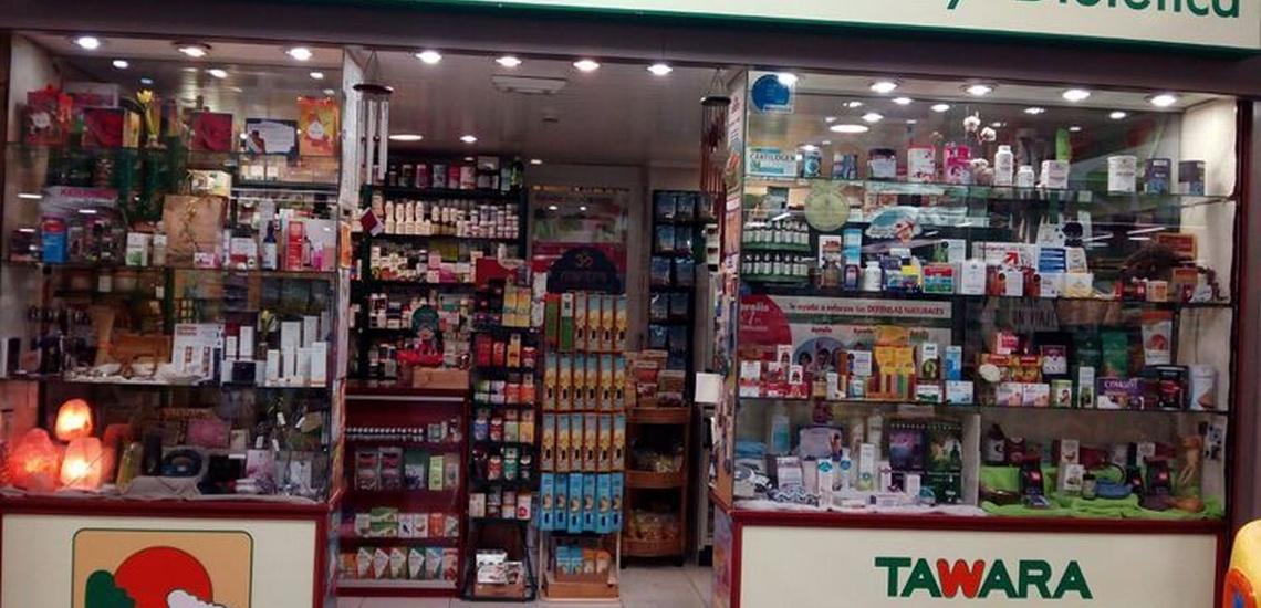 Suplementos nutricionales en Palma de Mallorca en Tawara, tu tienda de referencia