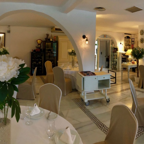 Restaurantes con encanto en Marbella   El Cortijo de Ramiro