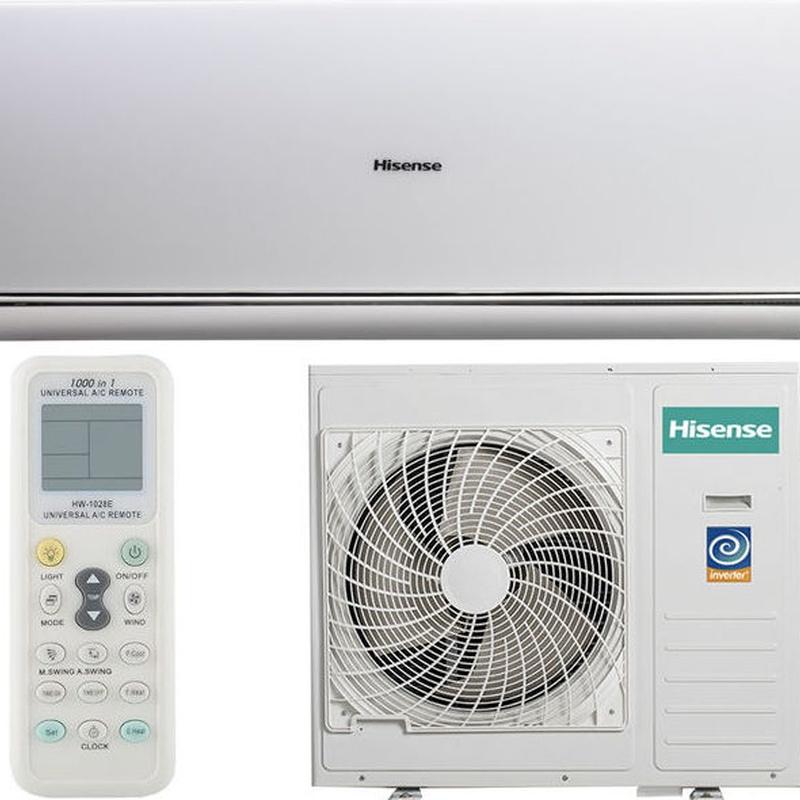 SPLIT HISENSE AST18UW4SFATG10 4300/4558/FRI A++  ---589€: Productos y Ofertas de Don Electrodomésticos Tienda online
