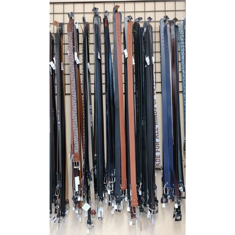 Cinturones: Productos de Zapatería Ideal
