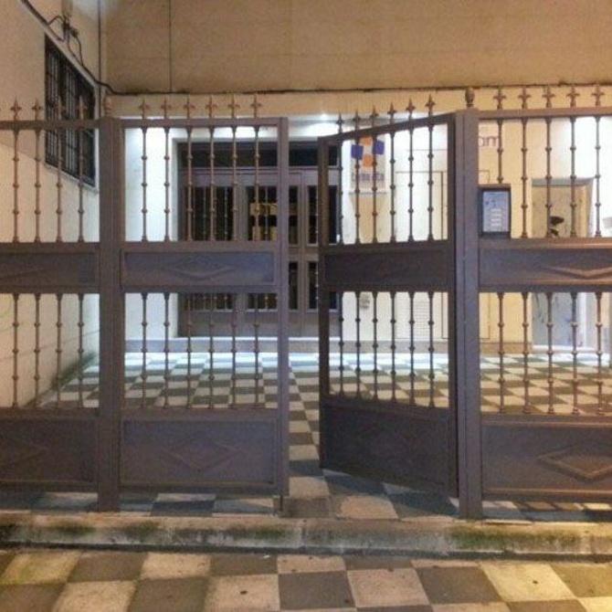 Las cerraduras de las puertas (I)