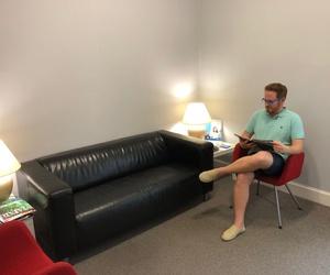 Ambiente relajado en tu clínica dental de Deusto