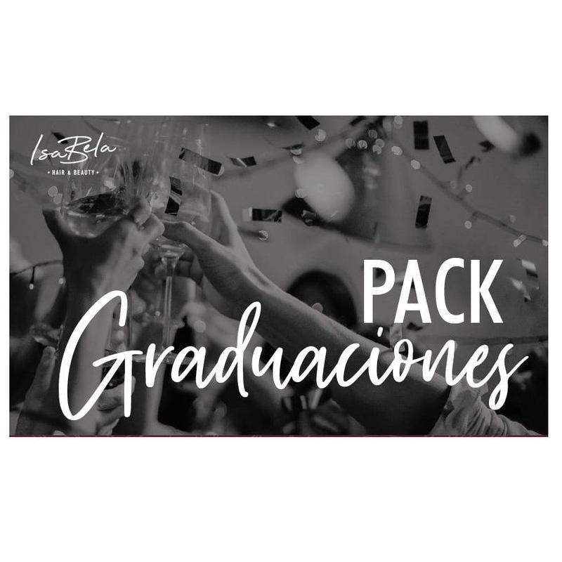 Pack graduaciones: Catálogo de Isabela Hair & Beauty