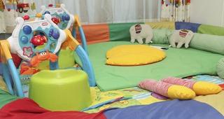 Aulas  de la Escuela Infantil Centro Vida Moratalaz