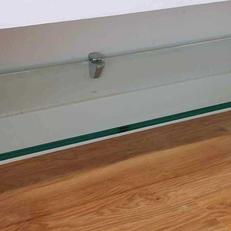 Estante vidrio 6+6 cp