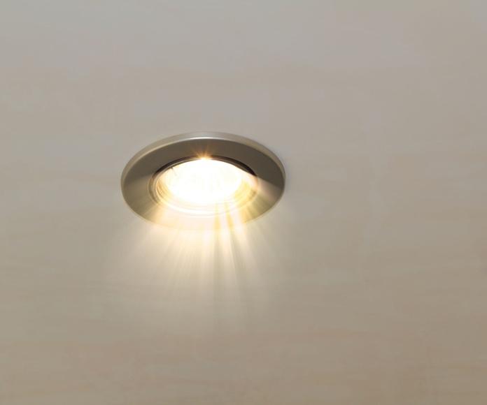 Iluminación: Servicios de Iberocool Reformas y servicios