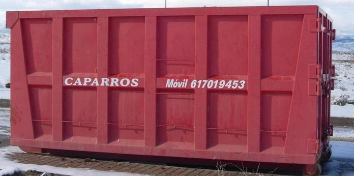 alquiler contenedores en Guadalajara
