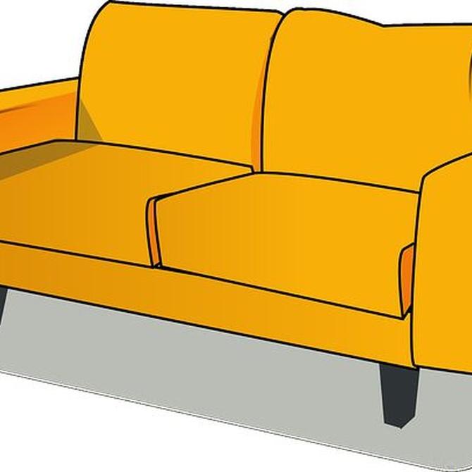Cuidados básicos para tu sofá