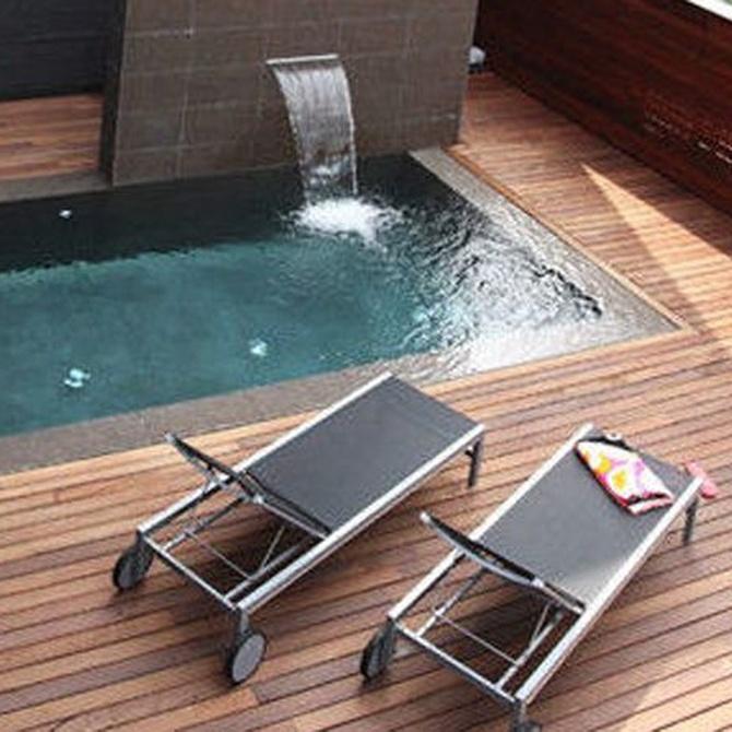 Las últimas tendencias en piscinas privadas