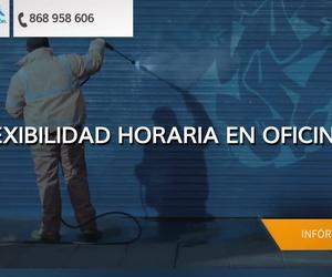 Limpiezas integrales en Murcia | Limpiezas Brillante