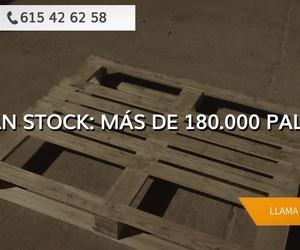 Compra venta de palets en Valencia | Palman - Reciclaje de Palets Manises