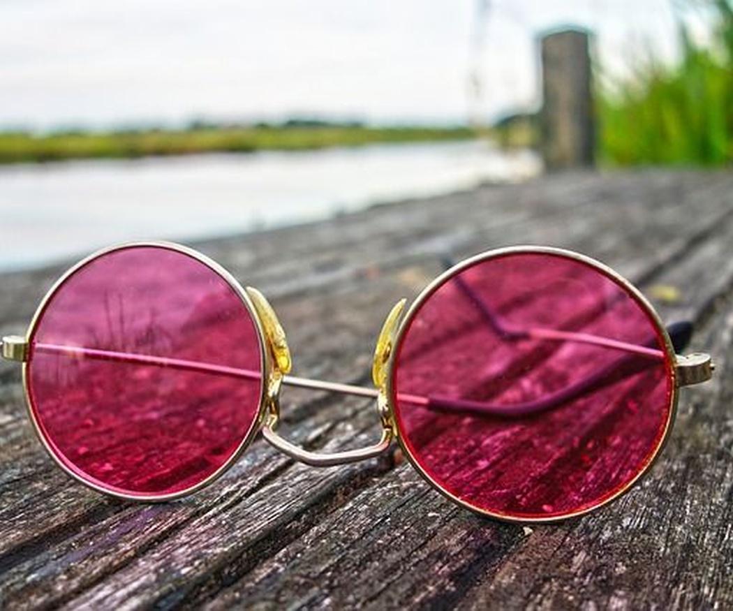 ¿Por qué usar gafas de sol?