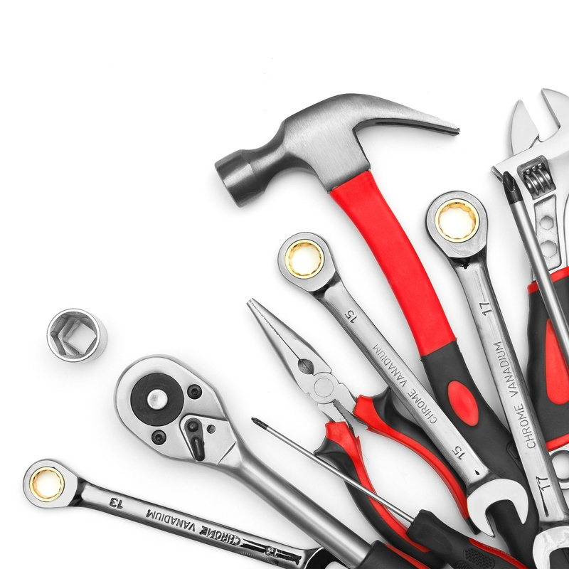 Herramientas y mobiliario de taller: Productos de Car Suministros Industriales