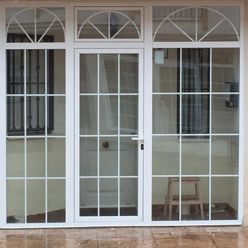 Cerramientos de aluminio y PVC: Servicios de JRG Aluminio- PVC