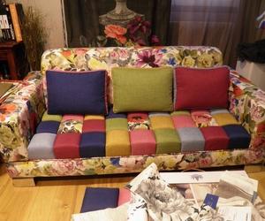 Sofá diseñado y fabricado a medida