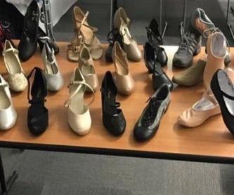 Catalogo Zapatos Reina: Artículos  de Más Que Puntas