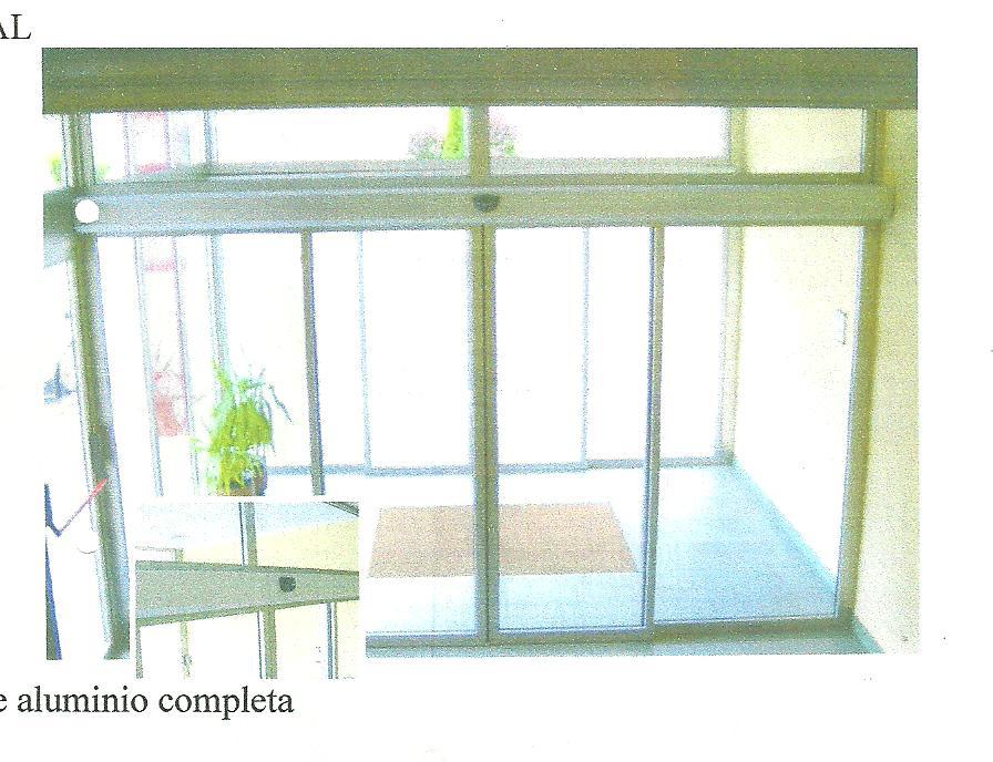 Puertas de cristal : Servicios de Grupo del Águila
