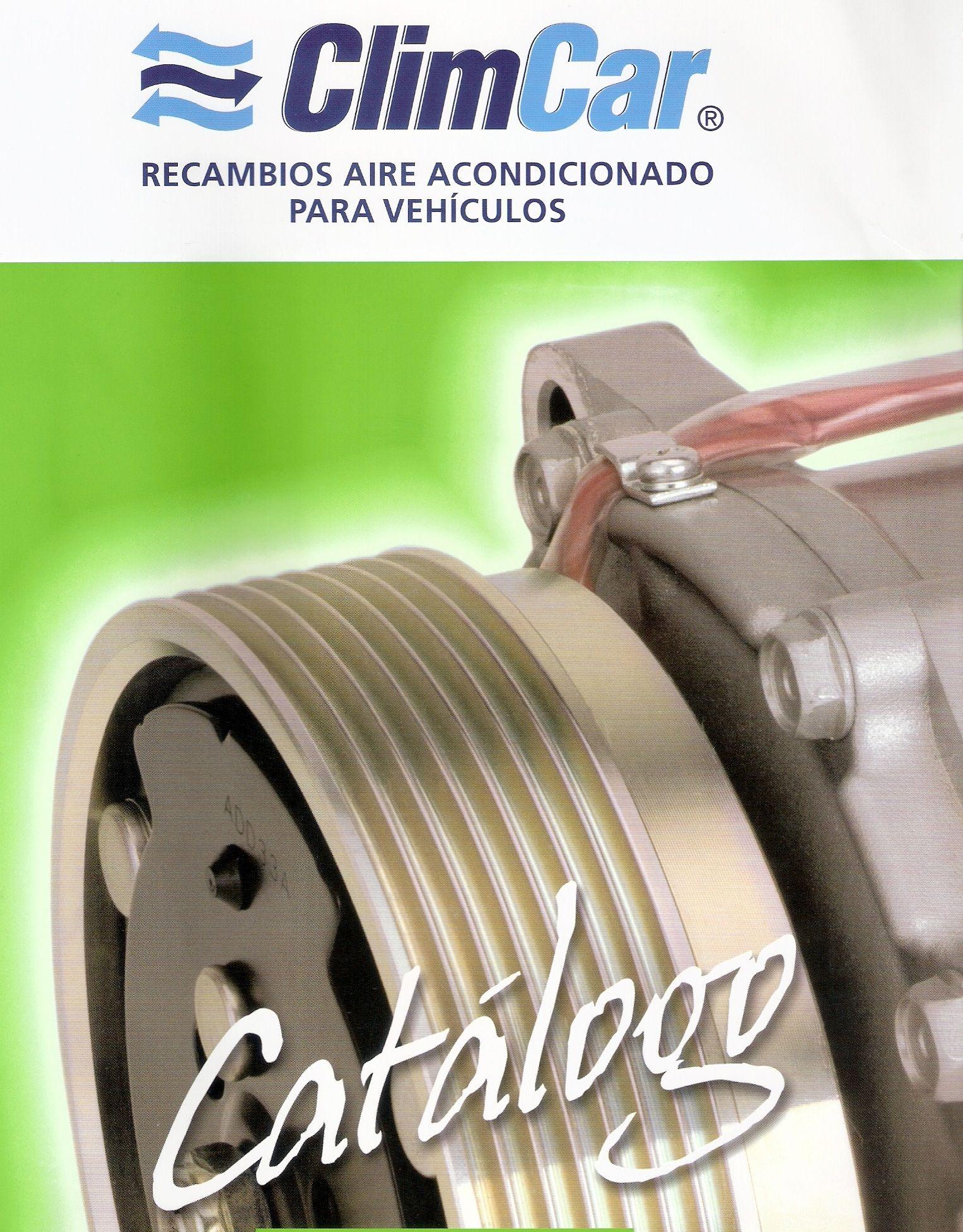 Catalogo: Catálogo de Climcar Taller Multimarca en Madrid