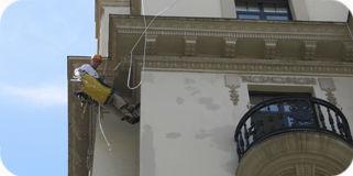 Sistemas anti-aves: Trabajos de Acebo Trabajos Verticales