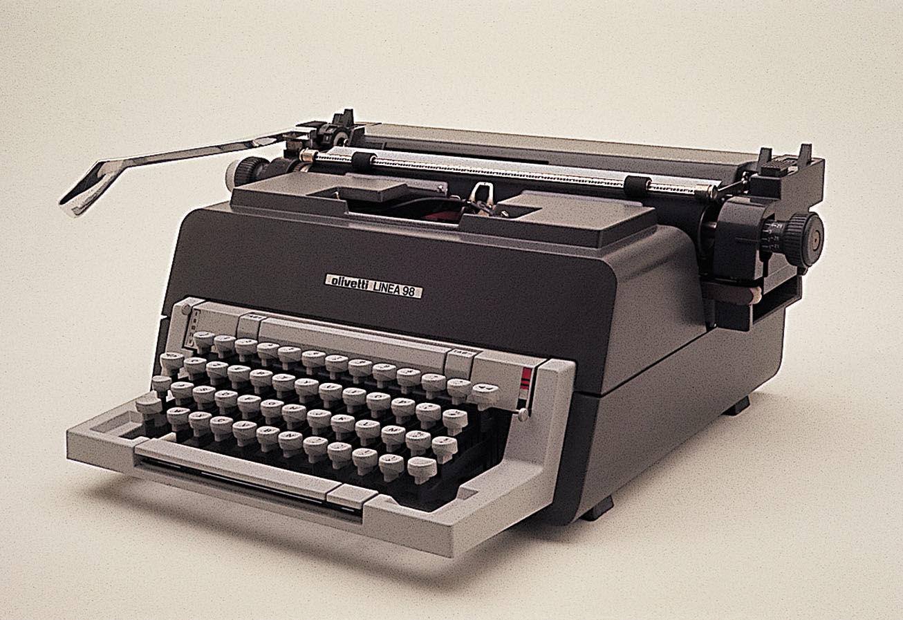 Linea 98: Catálogo de Olivetti Viso Informática