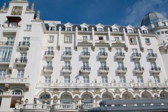 Pintura y Restauración Hotel Real: TRABAJOS de Acebo Rehabilitación